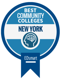 Badge for Best Community Colleges in New York