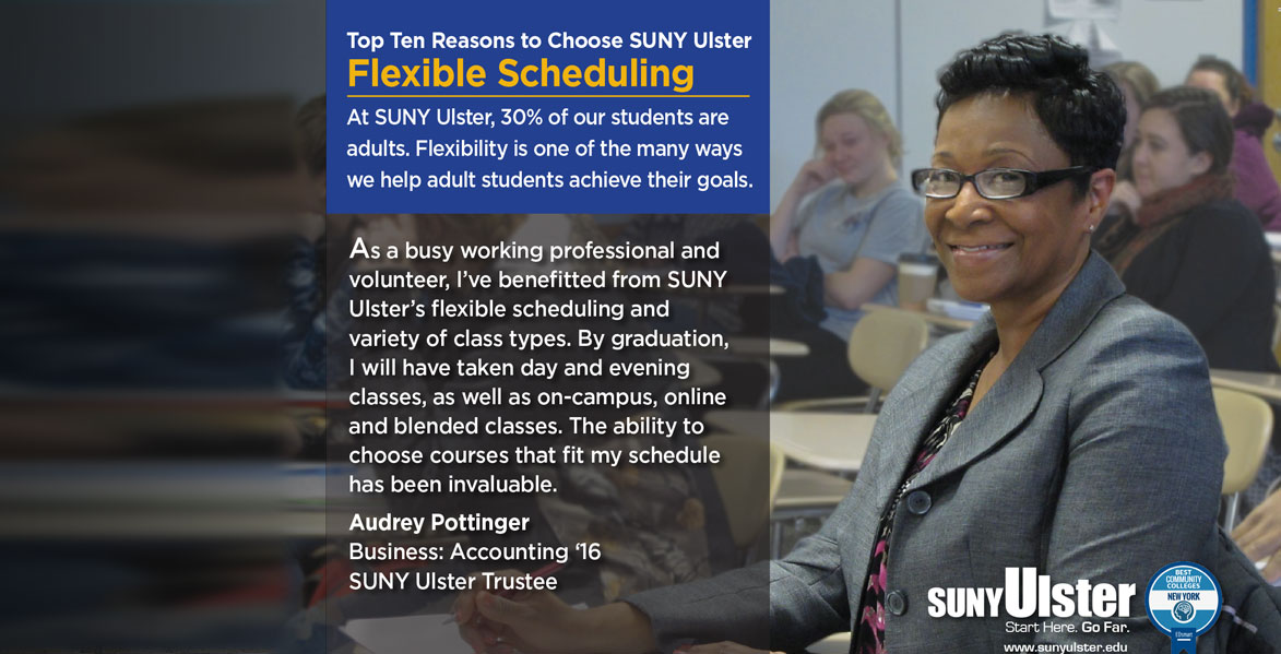 SUNY Ulster Campus - Top Ten Reasons