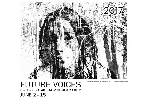 Future Voices High School Art from Ulster County