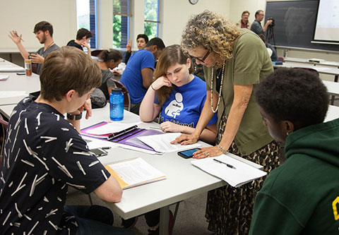 Mindy Kole Classroom Moments