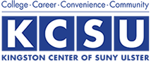 Kingston Center For Business Logo