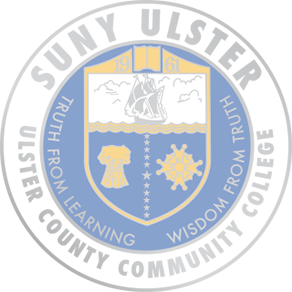 SUNY Ulster, Ulster County Community College, Truth from Learning, Wisdom from Truth; SUNY Ulster Seal