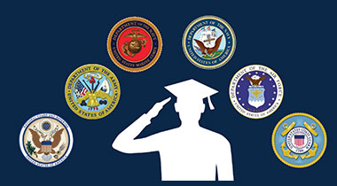 SUNY Ulster is a welcome place for military personnel, veterans and their families!