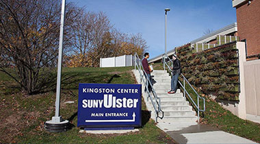 Link to KCSU - Kingston Center of SUNY Ulster