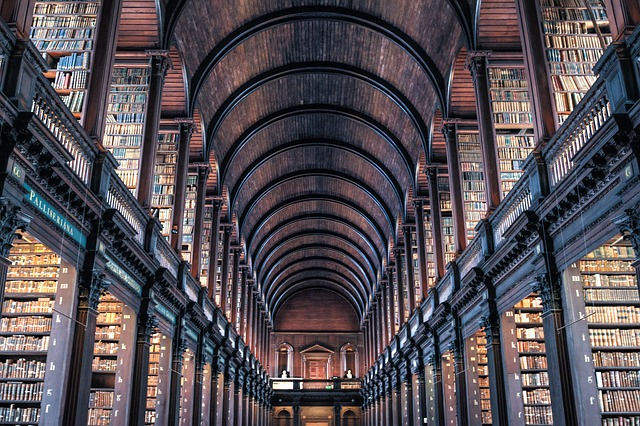 Trinity College Library Long Room