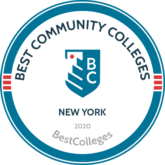 badge for Best Colleges 2020