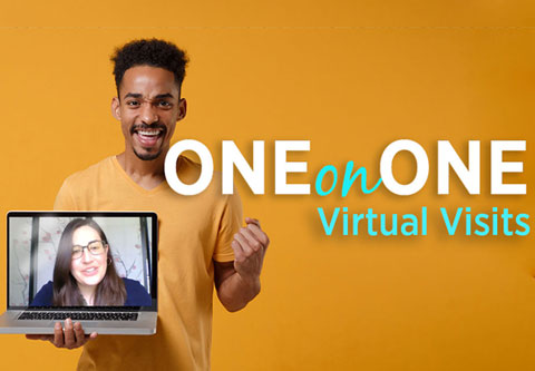 One on One Virtual Appointments