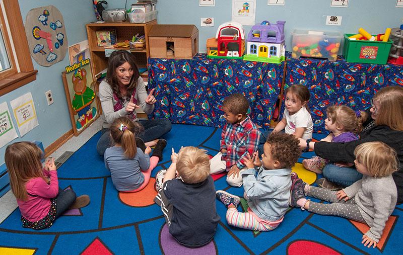 Childcare - SUNY Ulster - photo#8