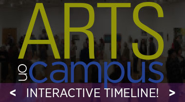 SUNY Ulster Arts Timeline