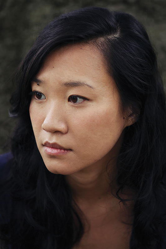 photo of Poet Jenny Xie