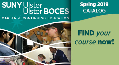 Continuing Edudacation and Ulster Boces Catalog Spring 2019