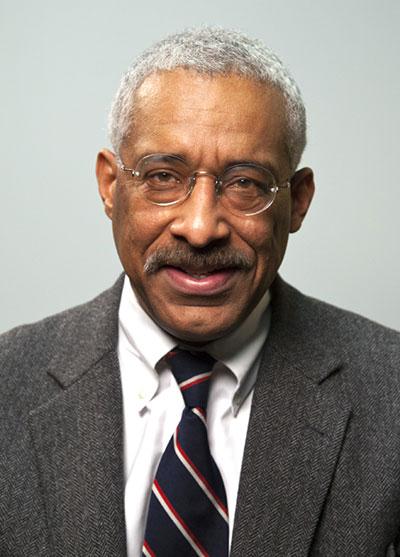 portrait of Dr. Darryl Banks OBE