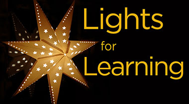 Lights for Learning logo