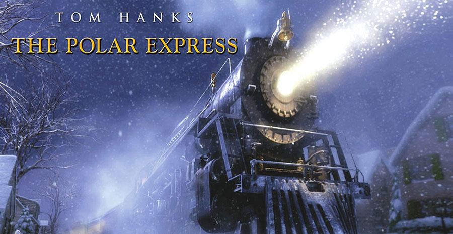 Movie Poster for Tom Hanks The Polar Express
