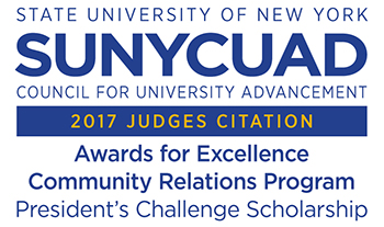SUNYCUAD Awards logo