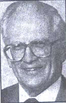 photo of Dexter J. Olsen