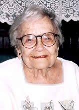 photo of Dorothy Patton