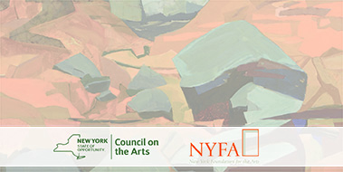NYFA and Council on the Arts logo