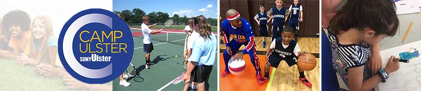 Camp Ulster: tennis, basketball, fashion