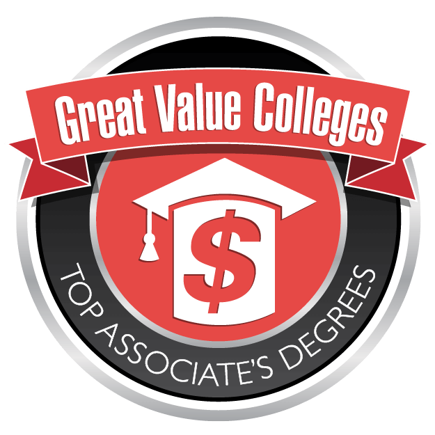 Great Value Colleges Top Ten Online Associates Degrees