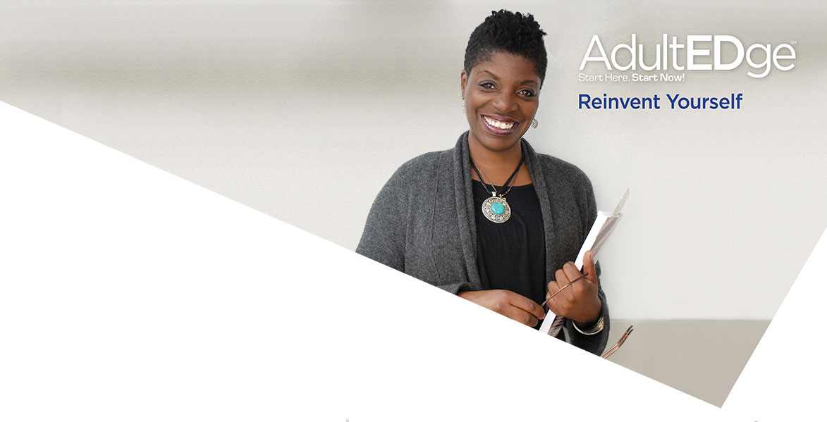 AdultEDge Reinvent Yourself
