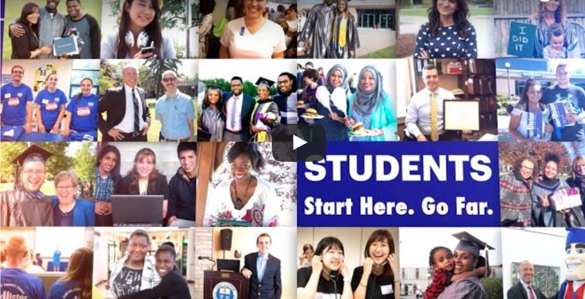 SUNY Ulster Students Are Gold