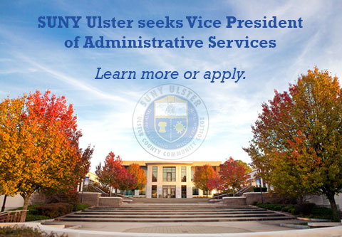 Search for VP of Administrative Services