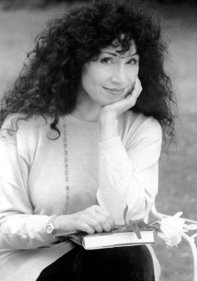 photo of Diane Ackerman