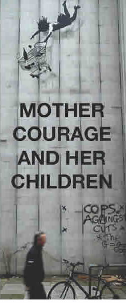 poster for Mother Courage