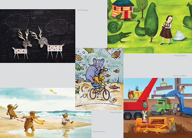 illustrators show