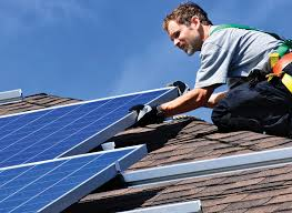 Installing Solar Panel for Advanced Technology