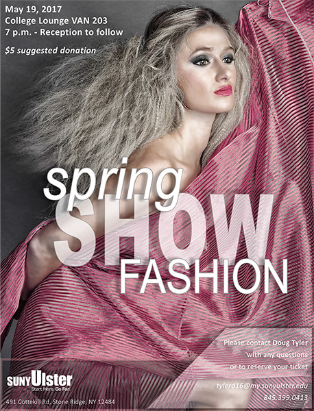 Spring Fashion Show - SUNY Ulster