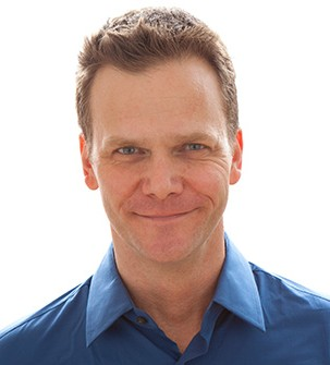 portrait of Taylor Mali
